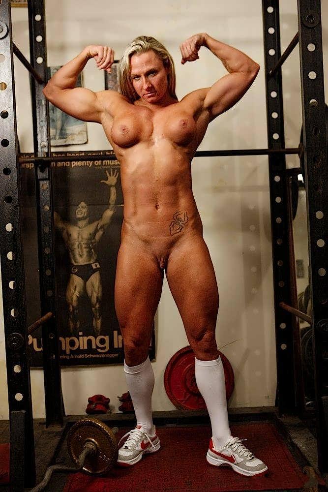 female fitness athletes Nude