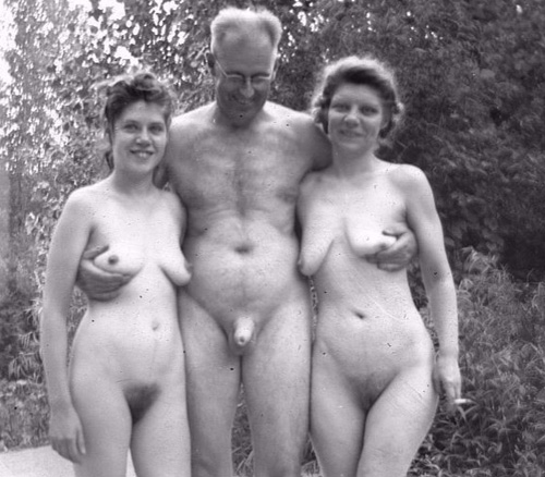 That interrupt Family nudism vintage