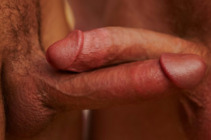 Pussy and body cumshot