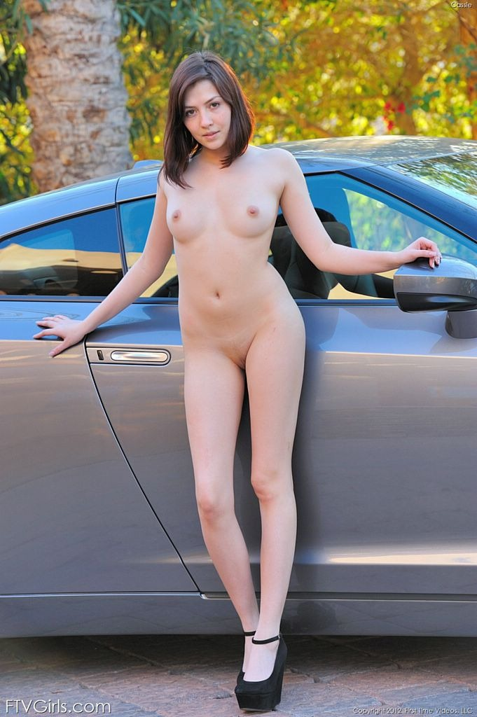 naked girls with sports cars