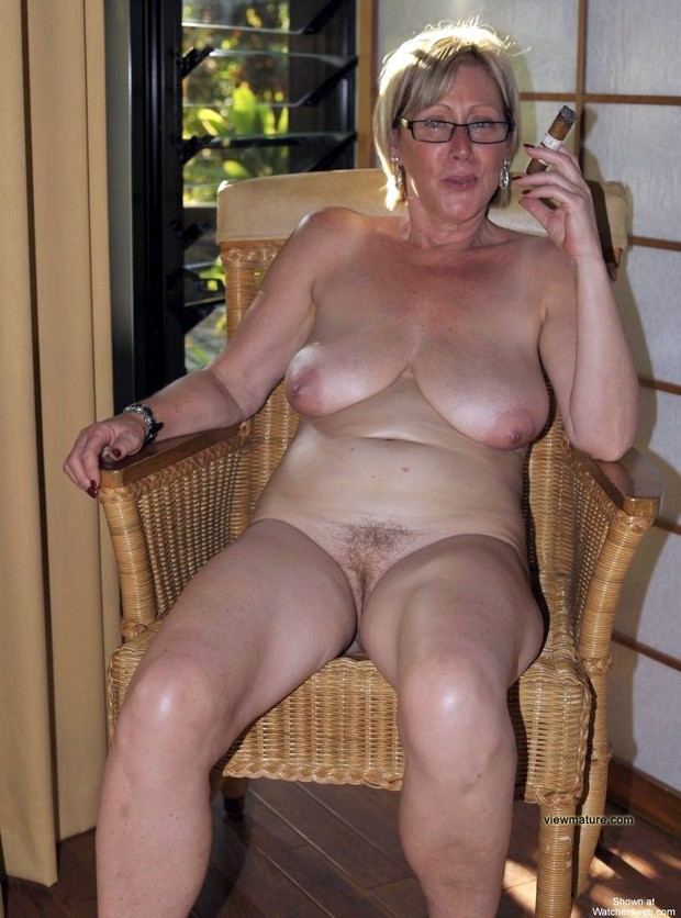 nude grannies smoking full size