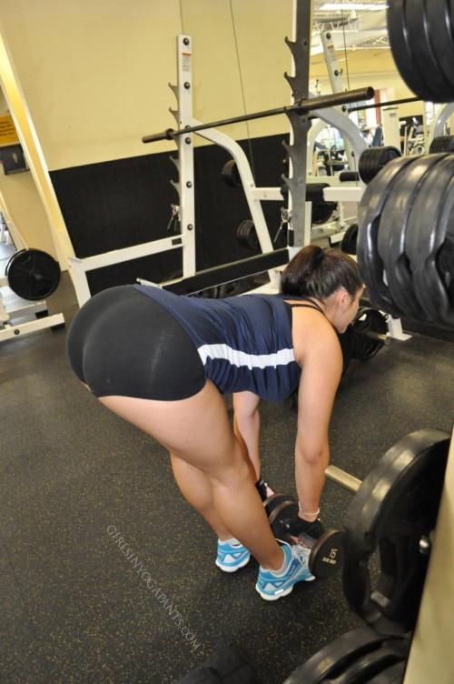 big booty gym shorts full size