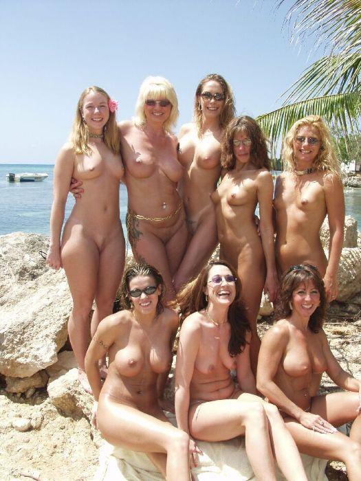 бесплатное фото голых нудистов