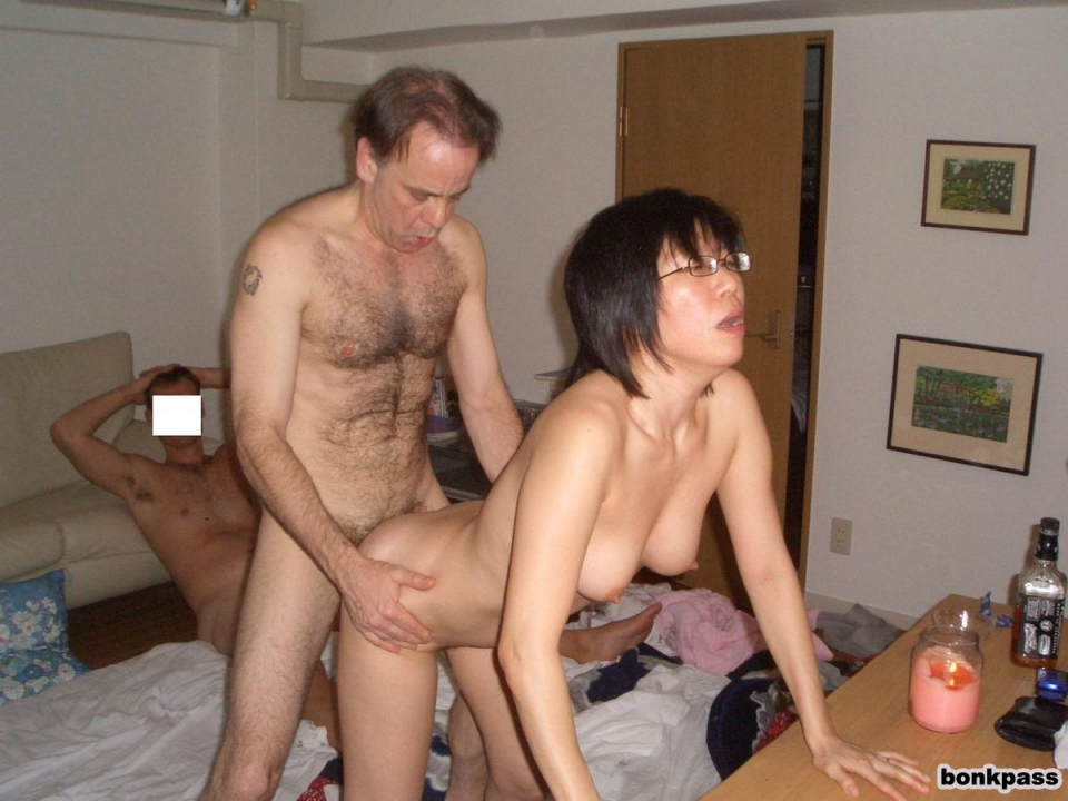 My asian slut wife