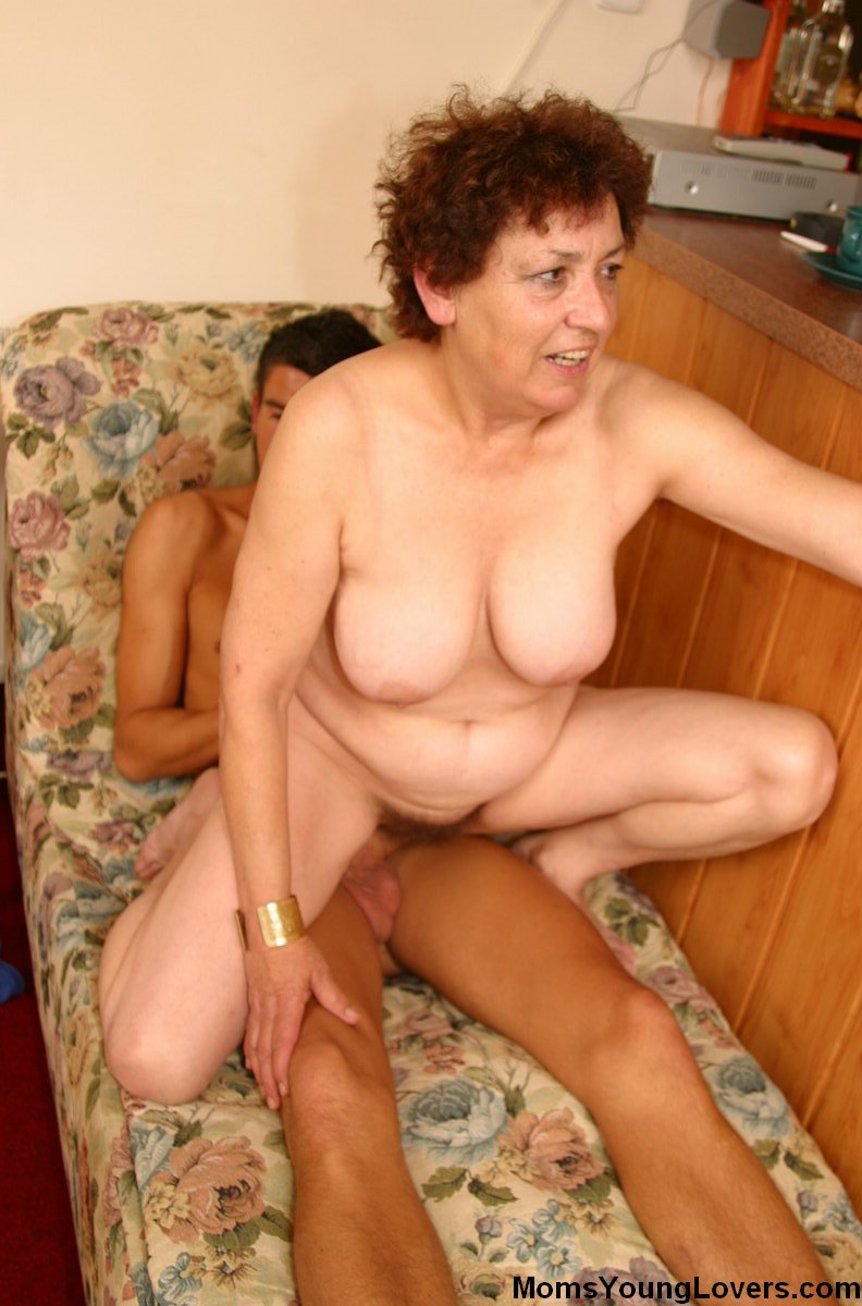 naked grandmother from brazil