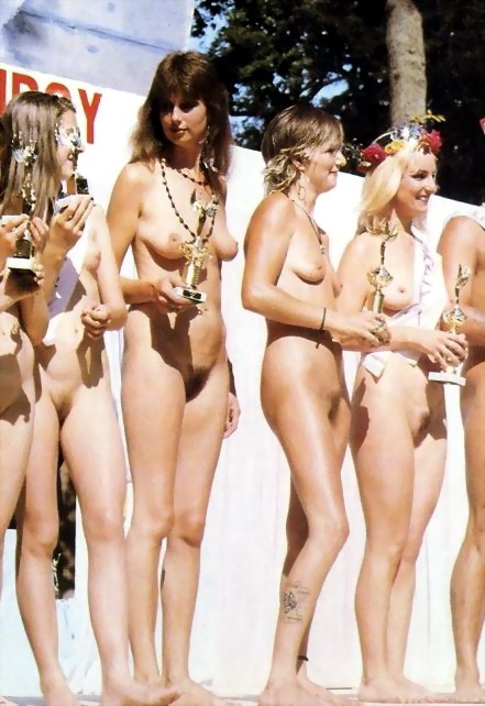 Miss nude beauty pageant nudist