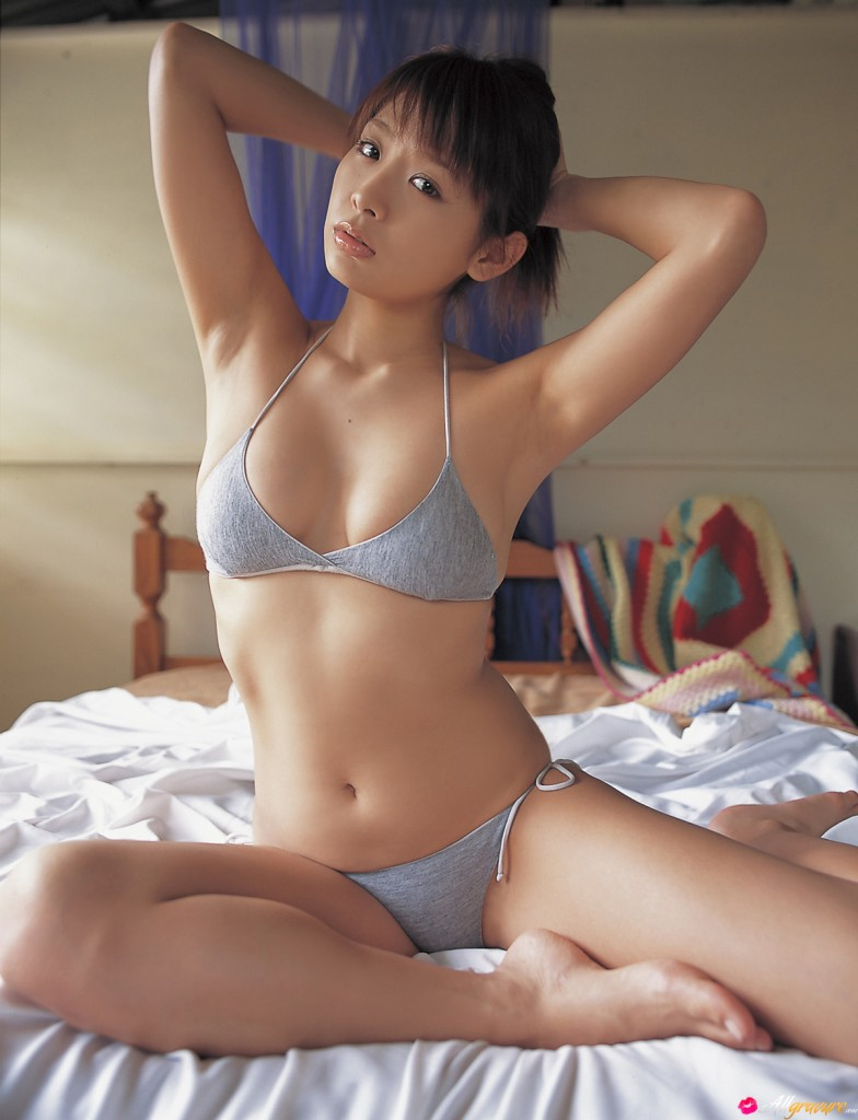 From busty japanese gravure nude even more