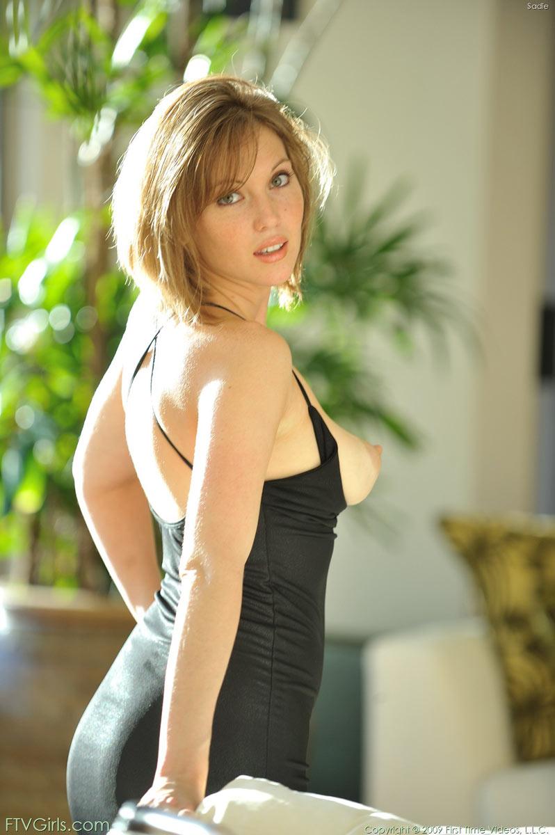 ftv girl dress Sadie black