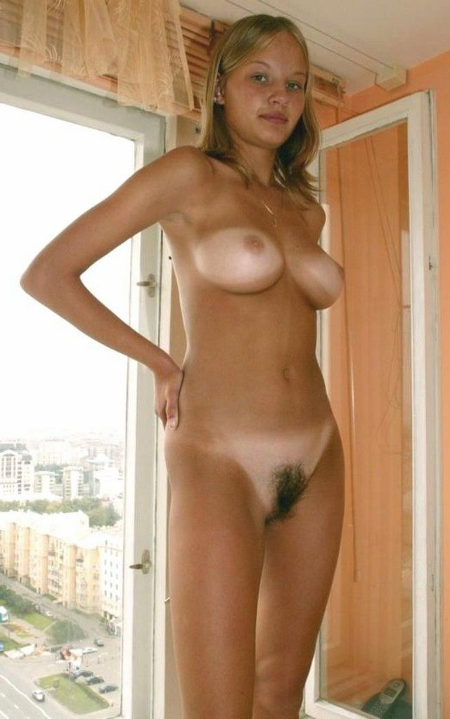 bush boy naked girl