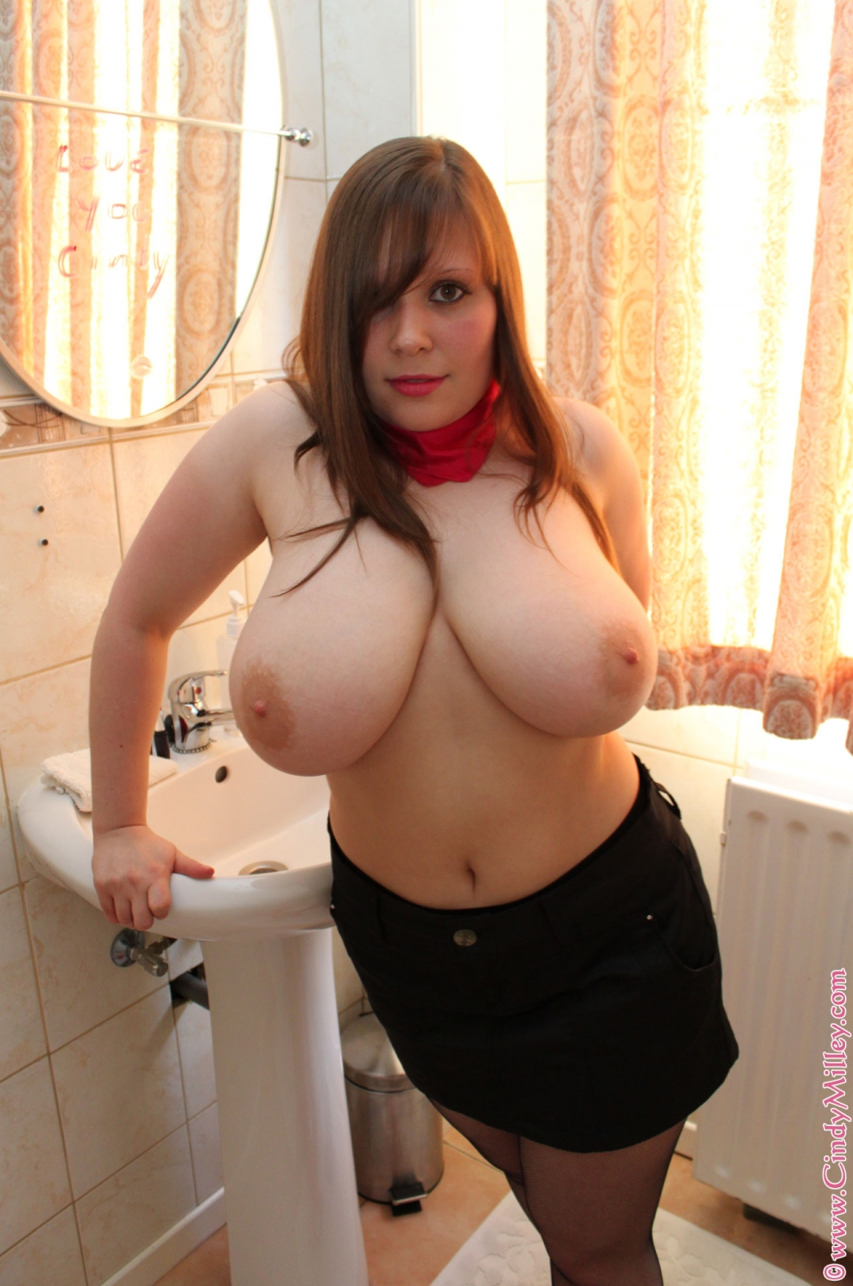 Huge Cream Tits 81