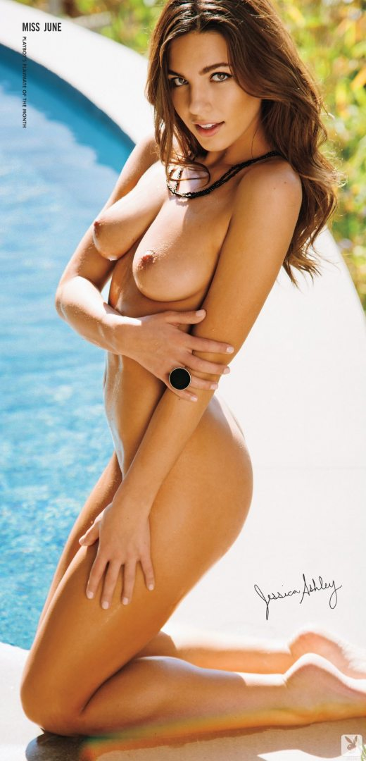 jessica ashley nude playboy miss june 2014 full size