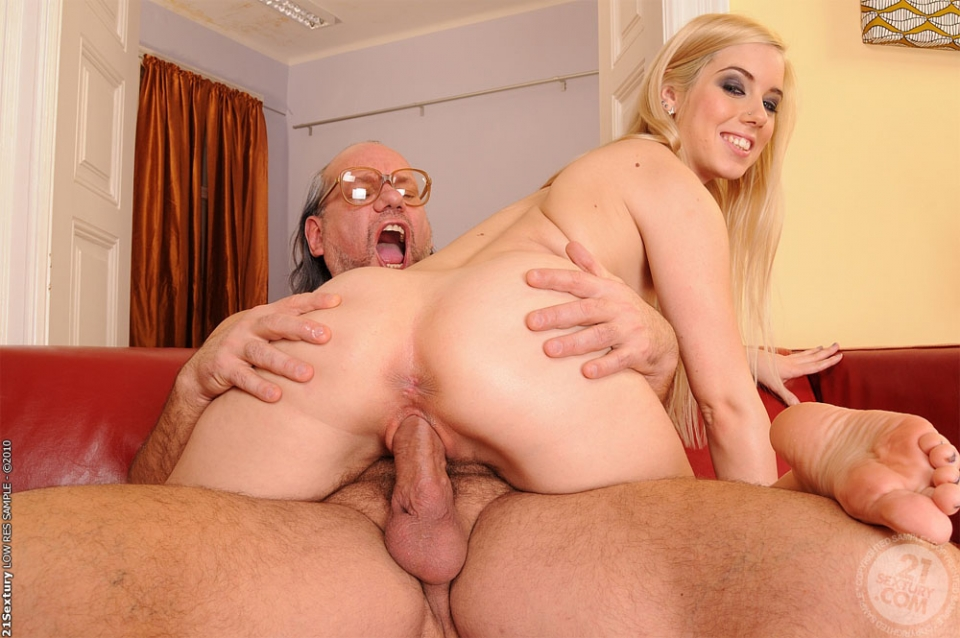 Naughty grandpa porn quite
