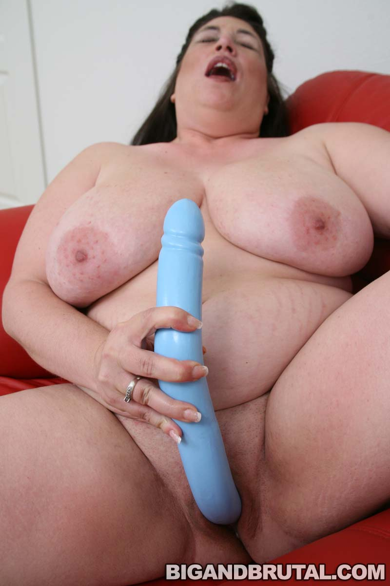fatties with dildos