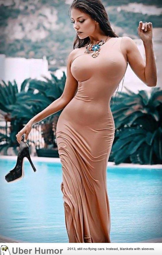 from Omari sexy tight dress big bum