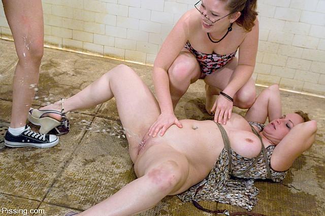 Big boob cream pie squirters