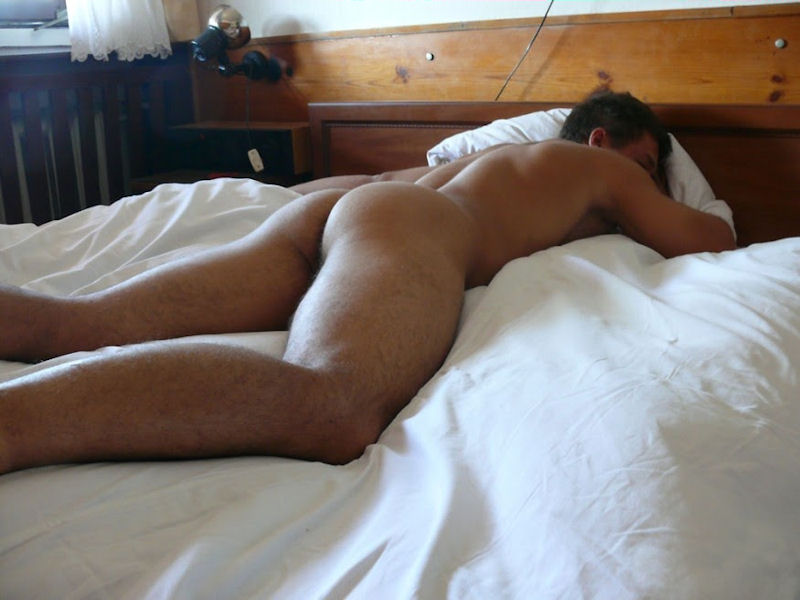 Broke boys sleeping nude gay first time it