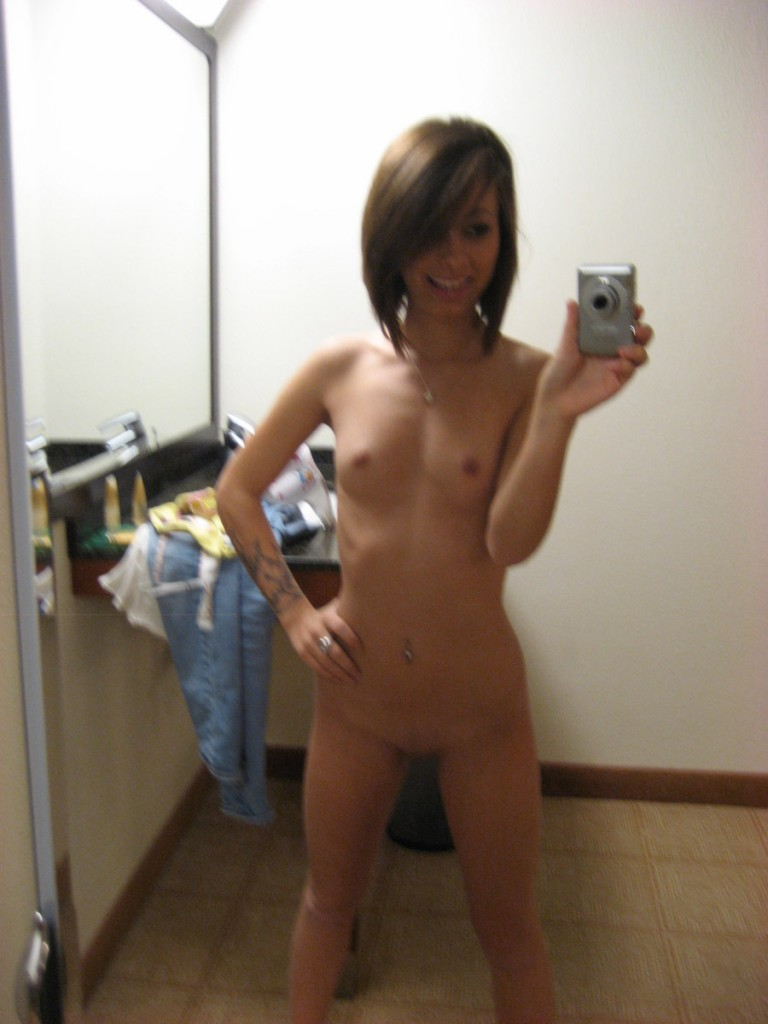redneck girls self shot