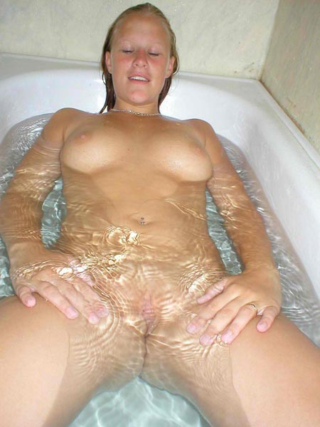 Can not Young naturist girl bathing are