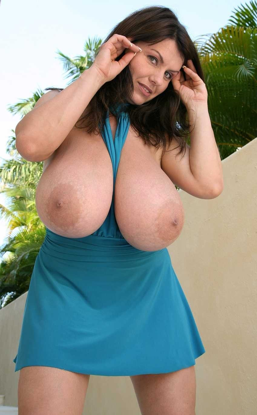 giant latina tits