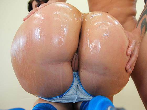 brazilian bubble butt anal