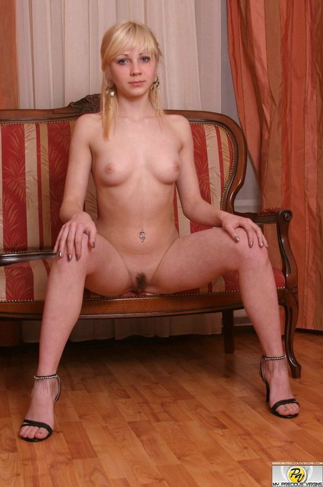 Cute blonde girls nude