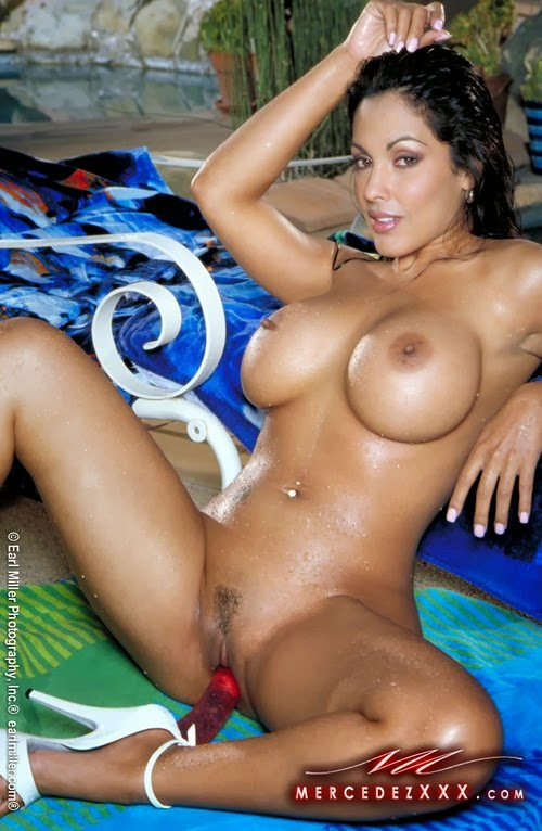 Famous latinas naked very