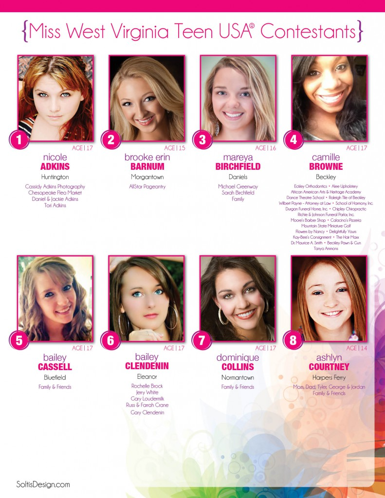 miss teen usa 2013 contestants full size