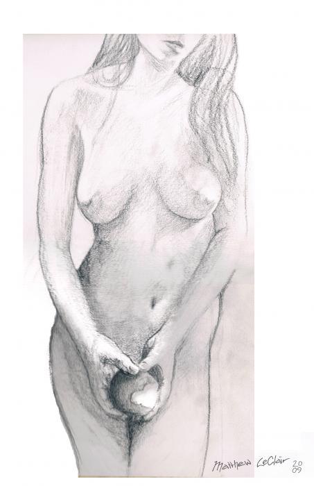 Naked Women In Panties 16