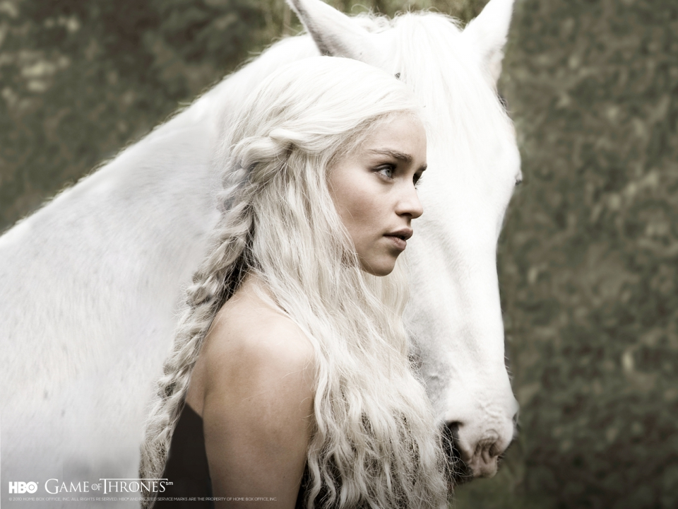 game of thrones daenerys targaryen full size