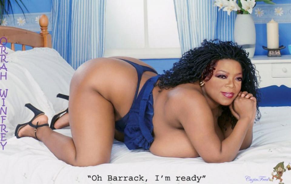 Oprah winfrey big tits
