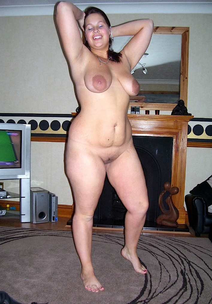 nude full figure mature women