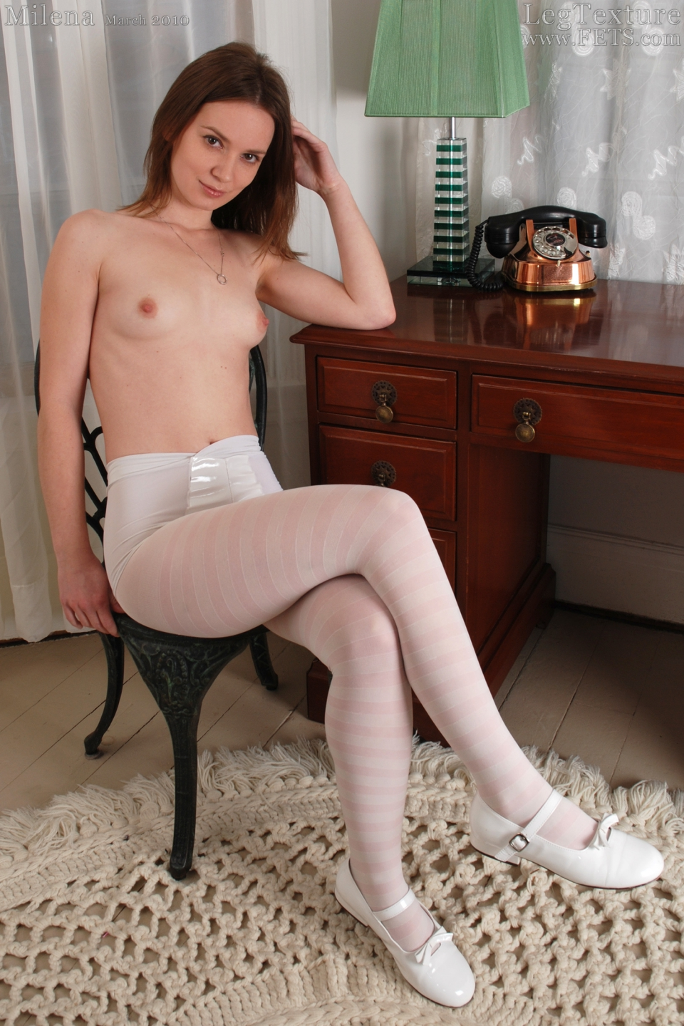 Final, White pantyhose movies