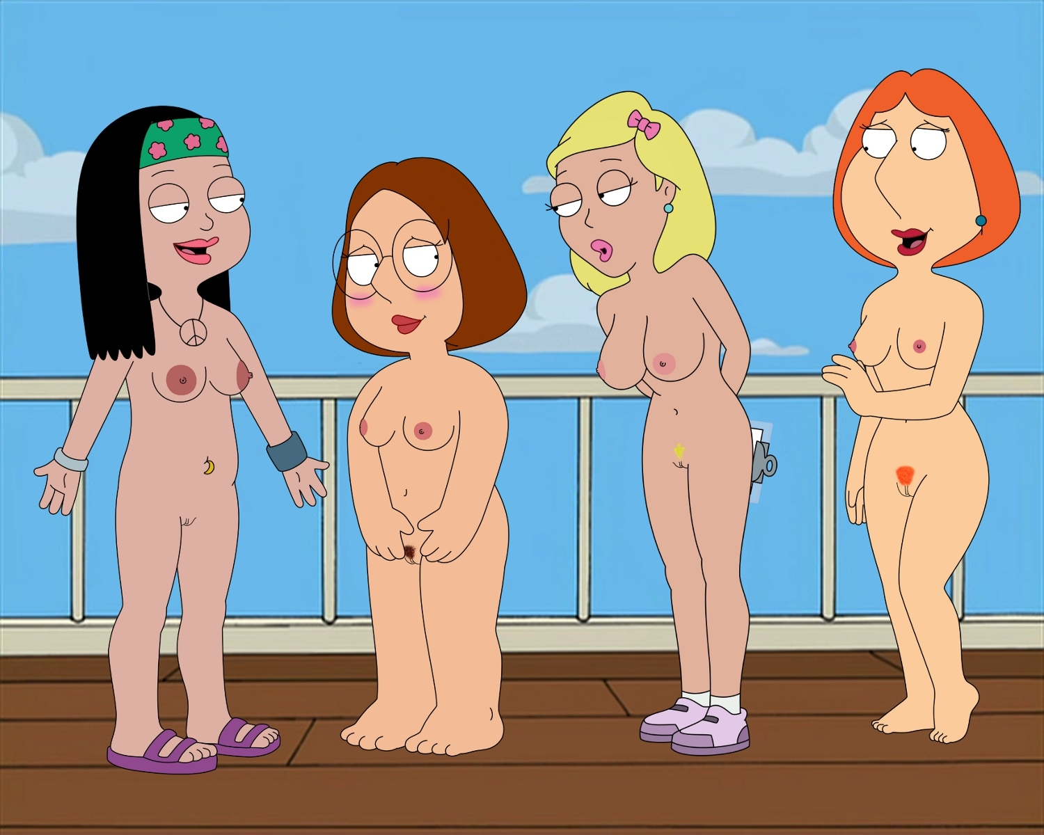 Lois griffin big tits naked