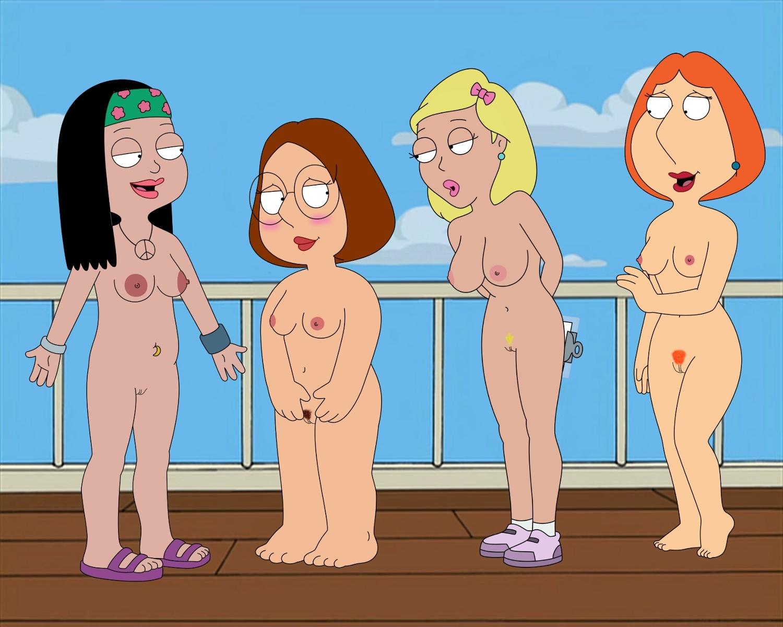 Family Guy Porn Meg Louis And Steve