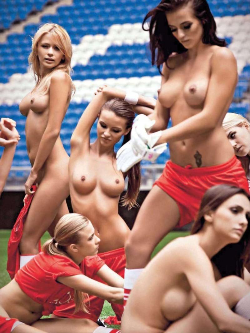 german women soccer team nude