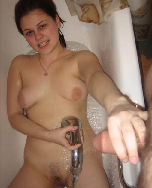 brunette girl nude hot tub full size