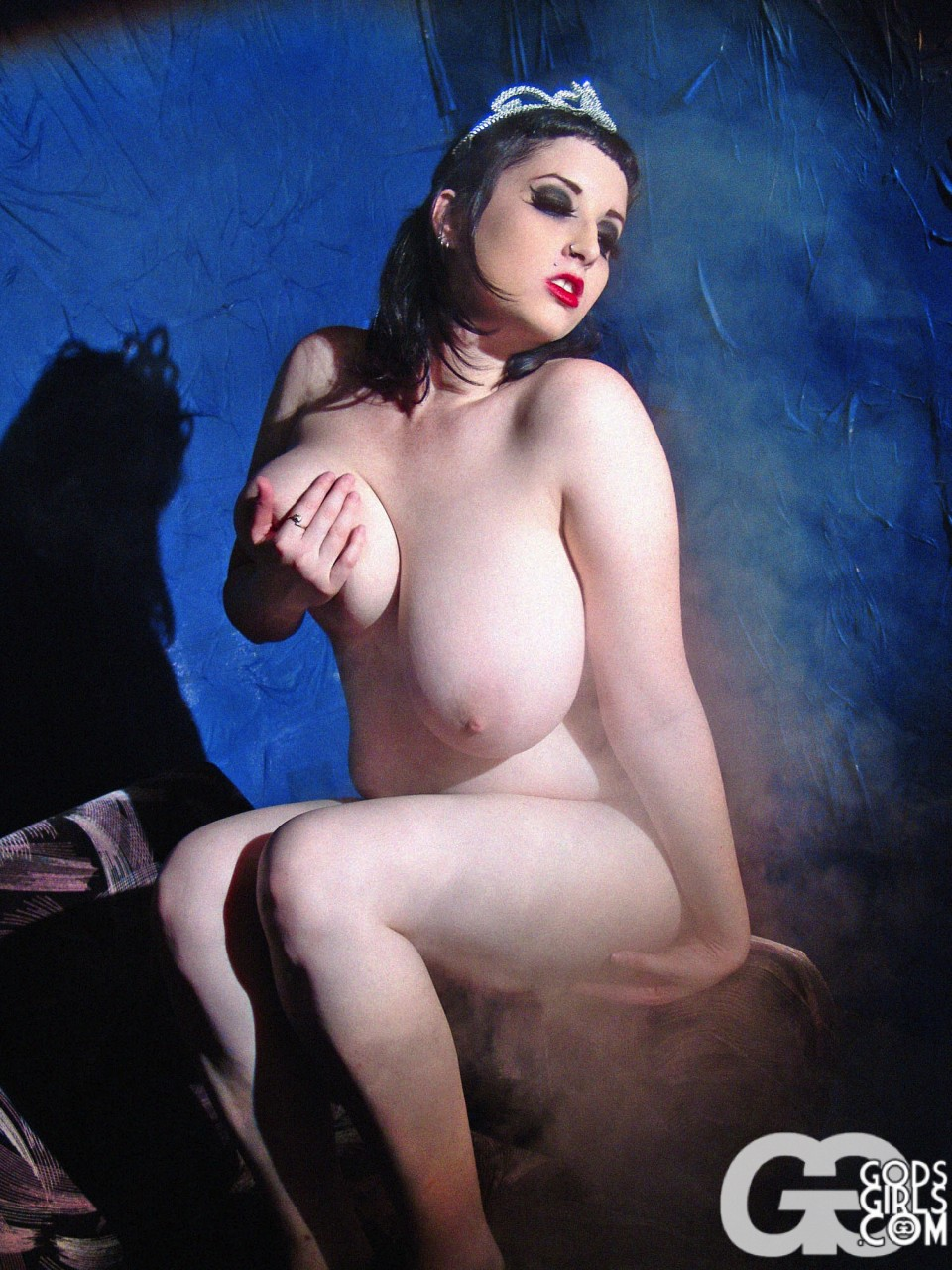 Mia Goth Topless