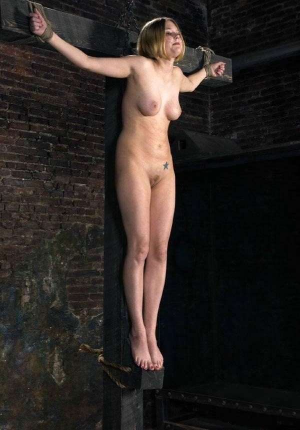 Wife flogged naked