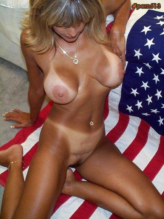 big tits and tanlines