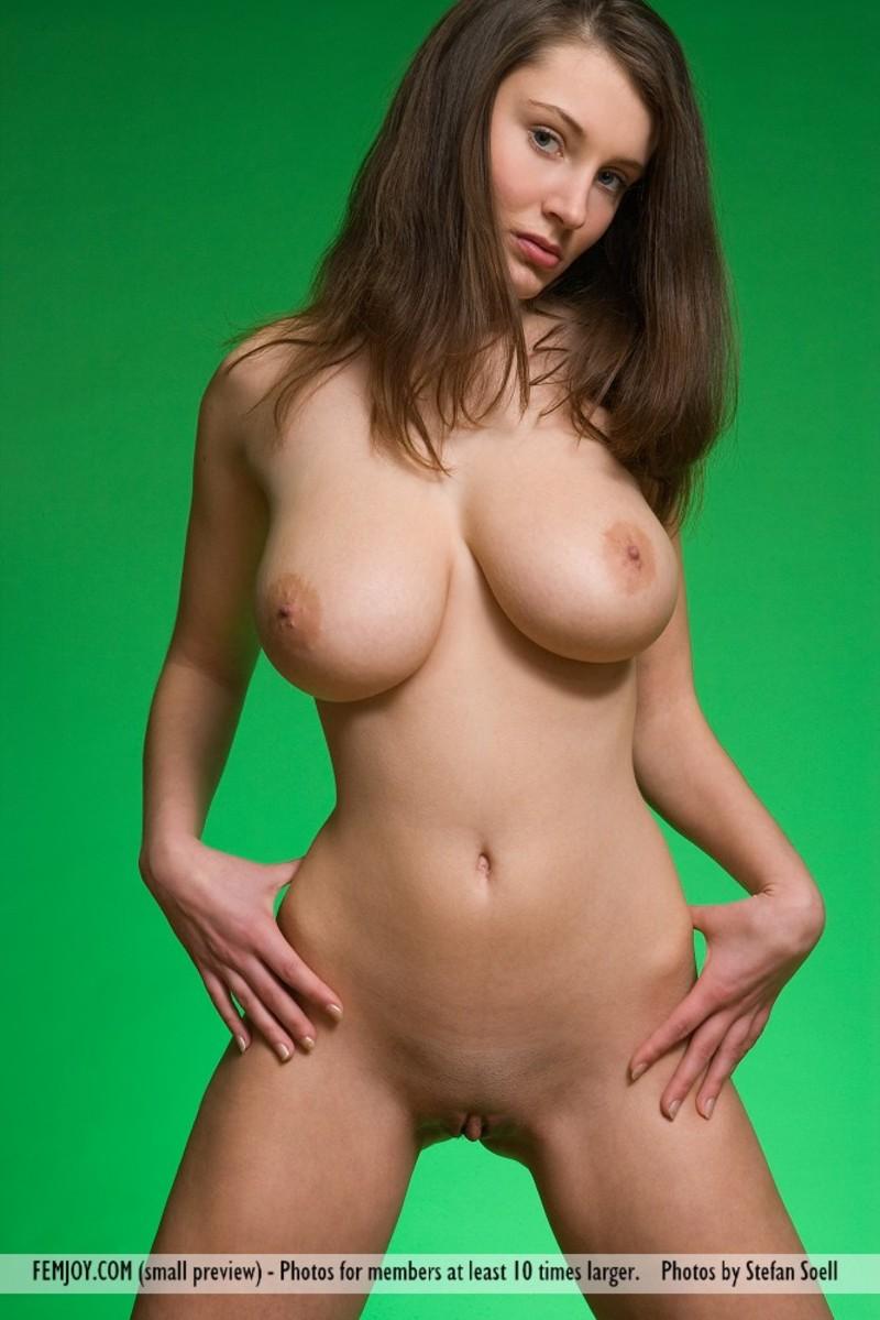 busty girl small waist full size