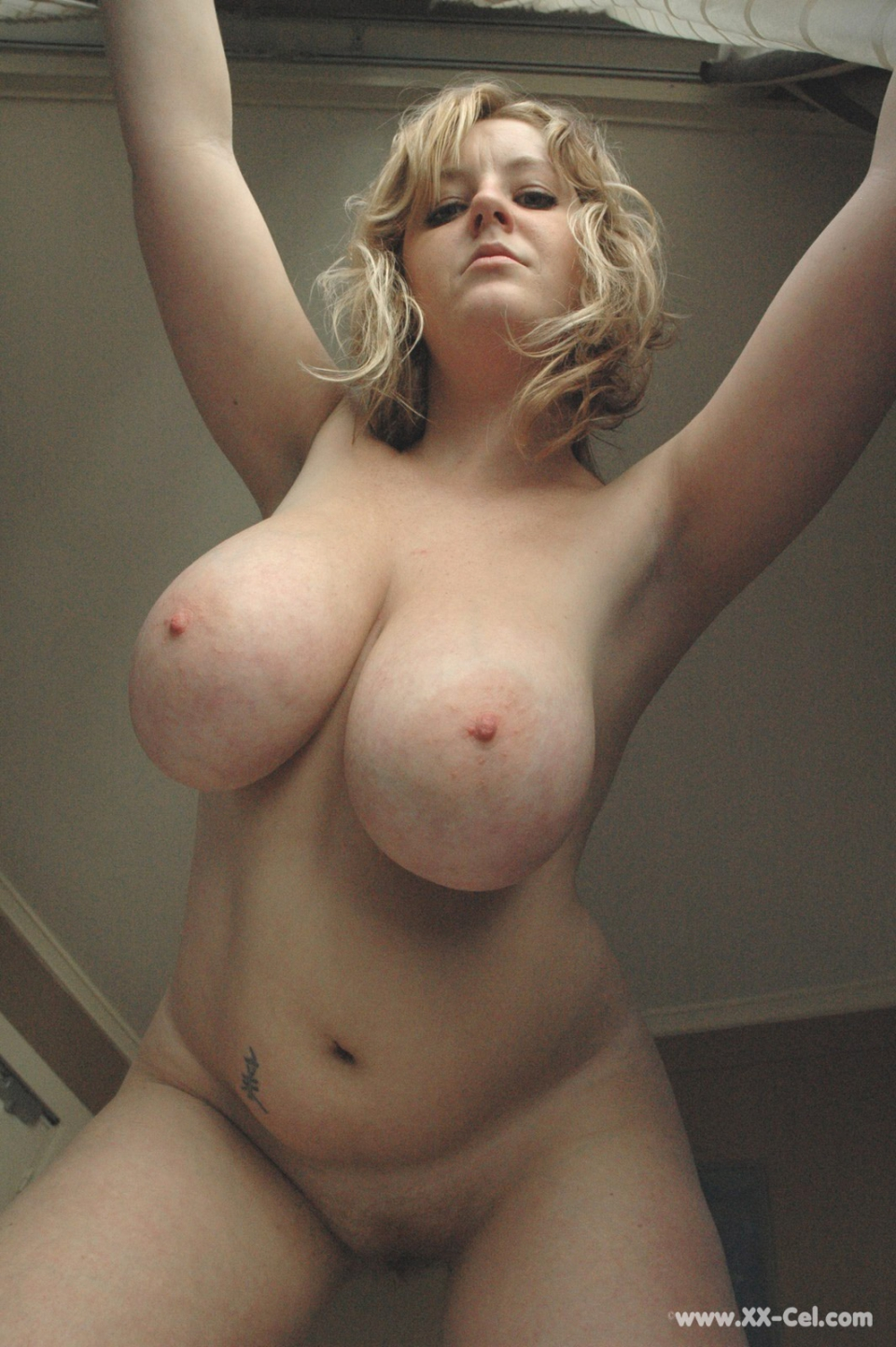 Busty blond big