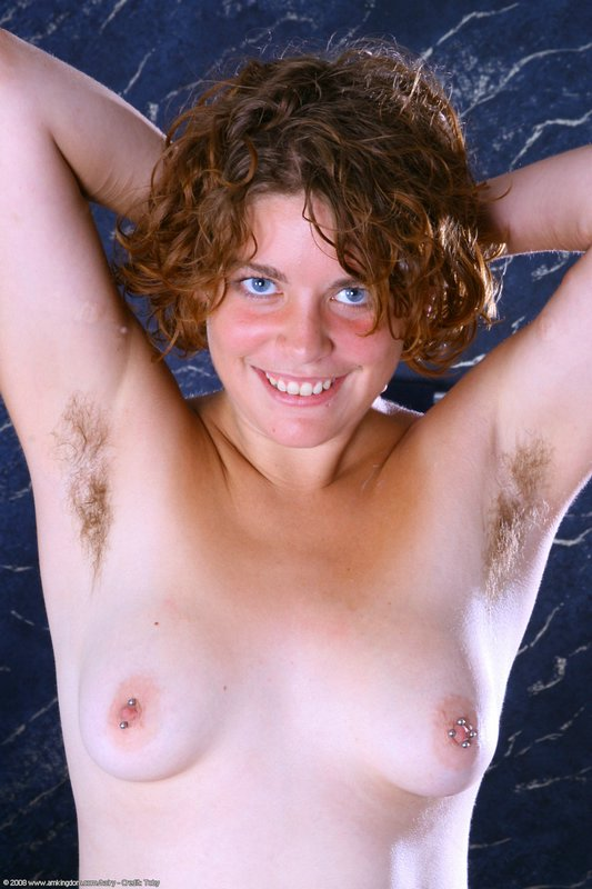 girls with hairy armpits full size