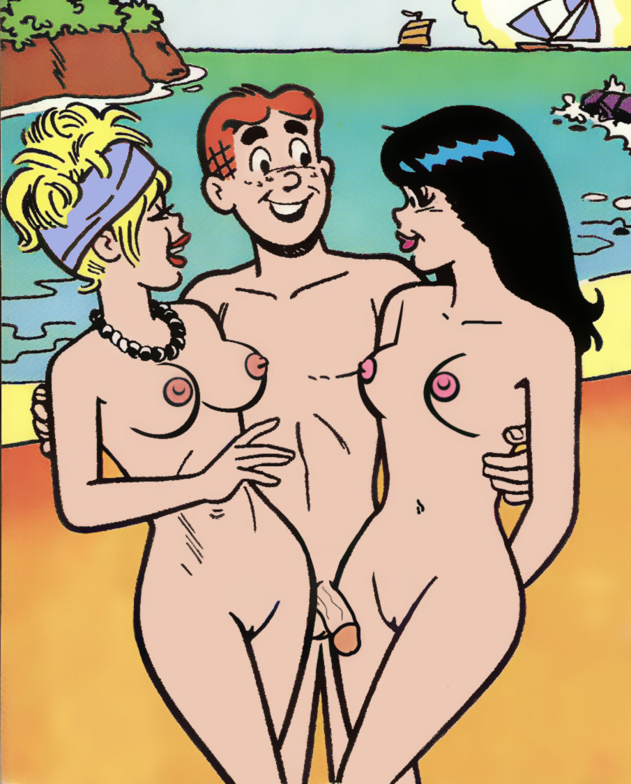 Archie comic cartoon porn