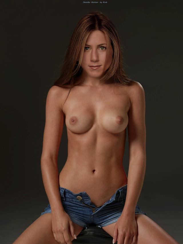 Aniston milf jennifer